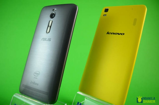 Asus Zenfone 2 Lenovo K3 Note (3 of 6)