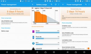 battery life review sony xperia m5