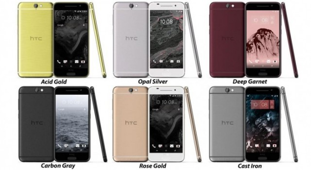 htc one a9 news philippines