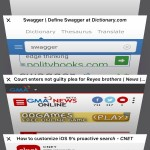 browser tab iphone 6s