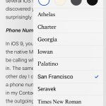 iphone 6s reading mode