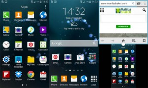 galaxy a5 screenshot philippines features