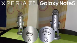 galaxy note 5 vs xperia z5 camera review flash 5
