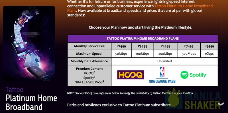 Internet Plans For Home data plans, price comparison: pldt vs globe vs sky cable internet