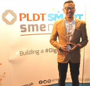 Jason Magbanua pldt smart sme philippines news
