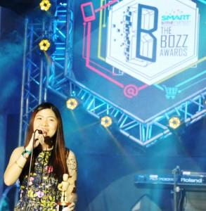 Kim Lato pldt smart sme nation bozz awards philippines