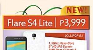 flare s4 lite specs price philippines