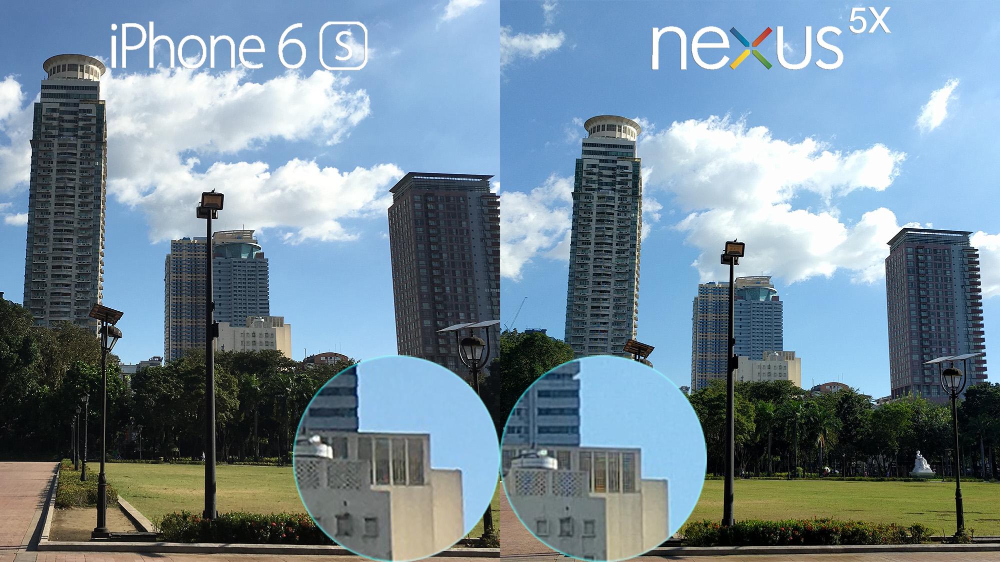 iphone 6s vs nexus 5x camera review  parison10