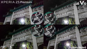 xperia z5 premium vs galaxy note 5 lg v10 nexus 6p8
