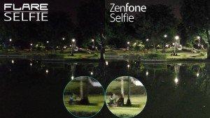 night low cherry flare selfie vs zenfone selfie camera comparison review3