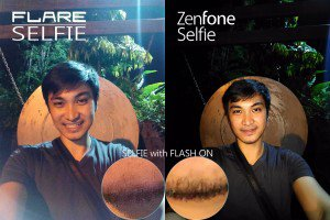 night low cherry flare selfie vs zenfone selfie camera comparison review4