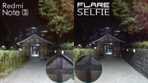 night shot cherry flare selfie v redmi note 31