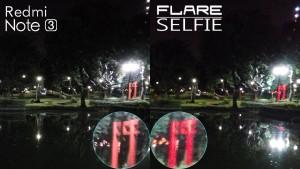 night shot cherry flare selfie v redmi note 33