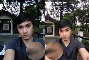 xiaomi redmi note 3 vs cherry flare selfie camera comparison3