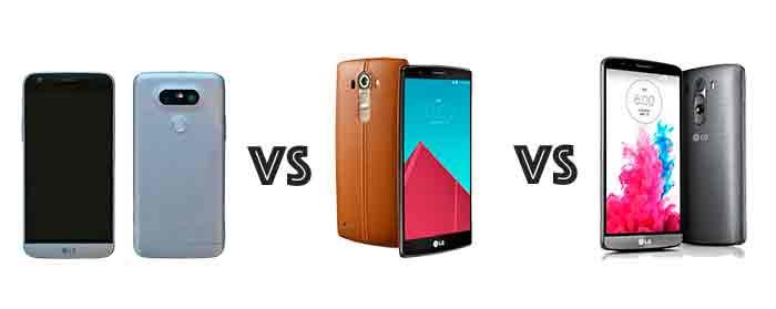 LG G3 G4 G4 specs comparison features images philippines