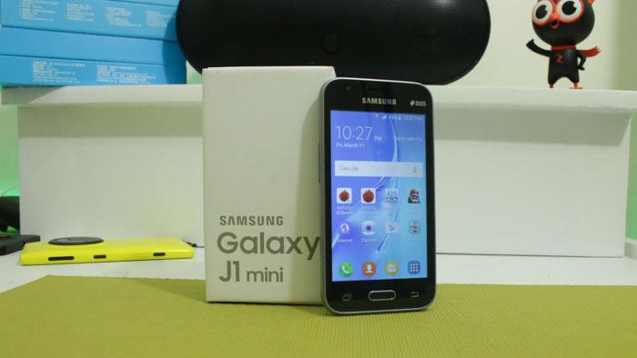 Samsung Galaxy J1 Mini Review PH8