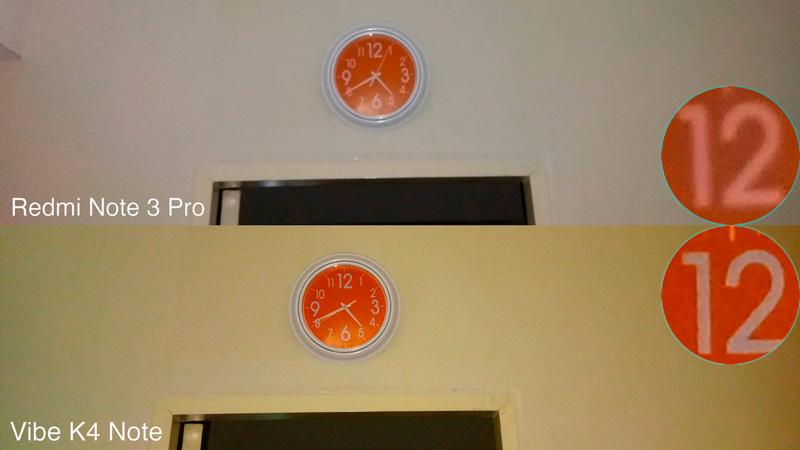 Vibe K4 Note VS Redmi Note 3 Pro camera comparison clock sample photos philippines