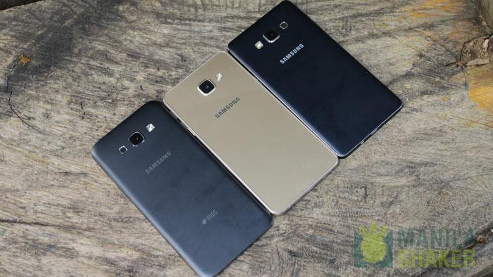 Samsung Galaxy A8 vs galaxy A7 2016 Camera Review Comparison