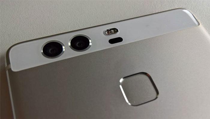 Huawei P9 Dual Lens Dual Camera Setup