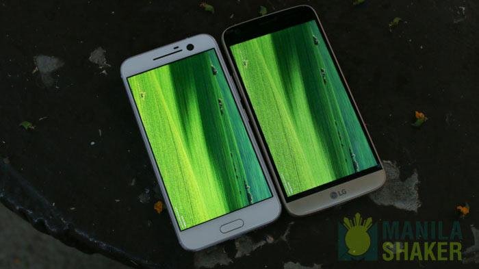 HTC 10 vs LG G5 Ultimate Comparison Review PH 11