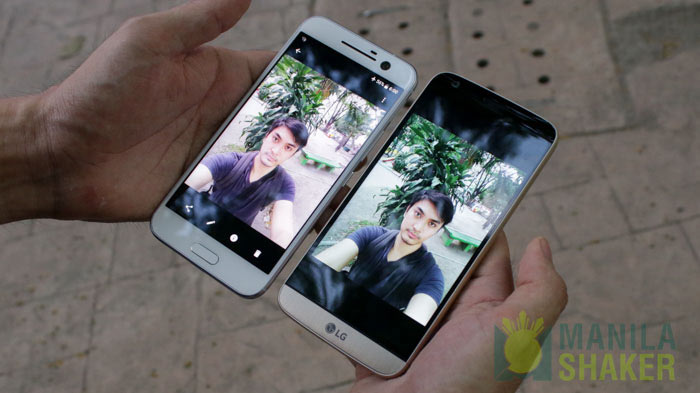 HTC 10 vs LG G5 Ultimate Comparison Review PH 12