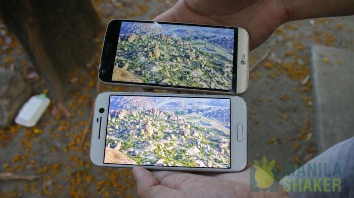 HTC 10 vs LG G5 Ultimate Comparison Review PH 9