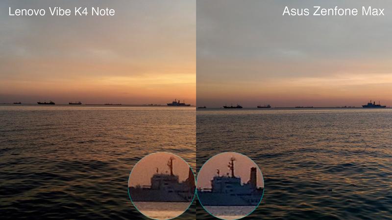 Lenovo Vibe K4 Not VS Zenfone max camera comparison-sample-sunset-philippines