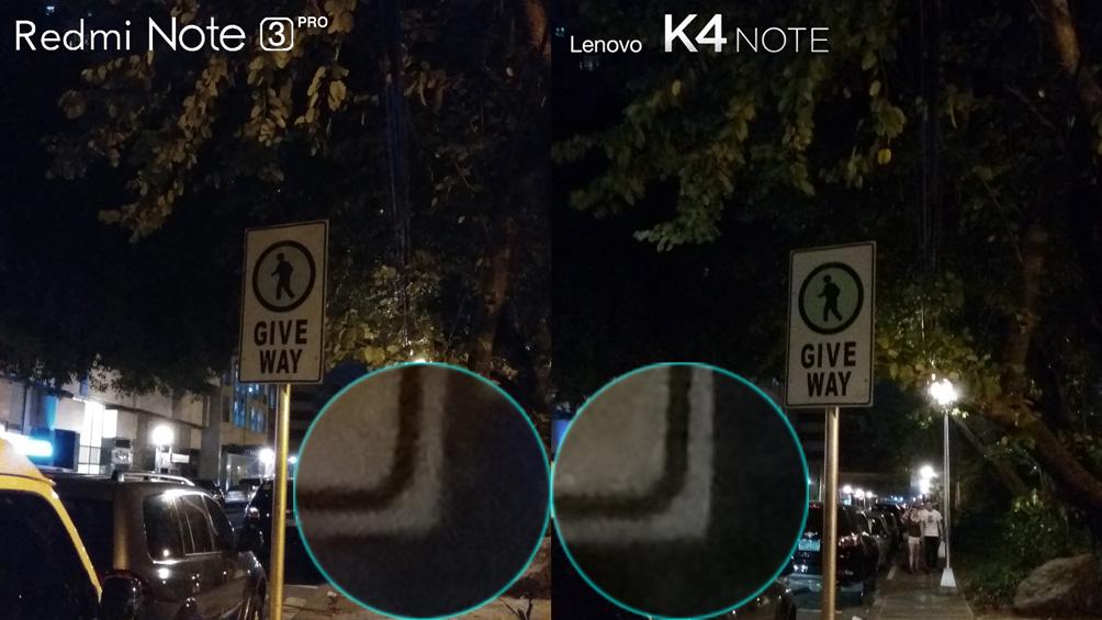 lenovo vibe k4 note vs xiaomi redmi note 3 pro camera review 3