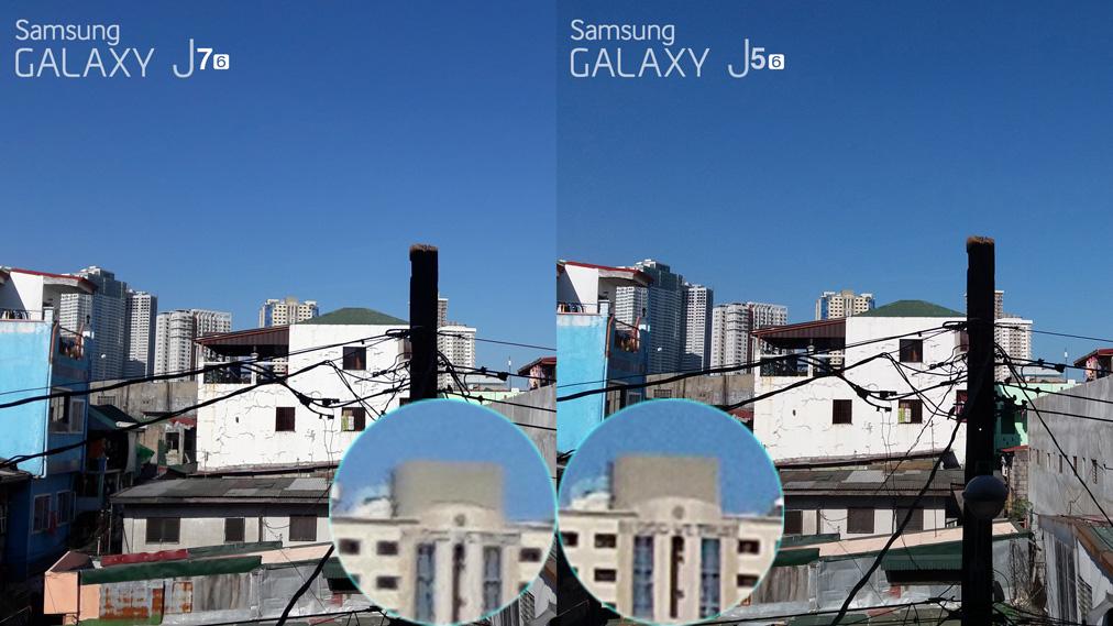Samsung Galaxy J7 2016 vs Galaxy J5 2016 Camera Review Comparison PH 1