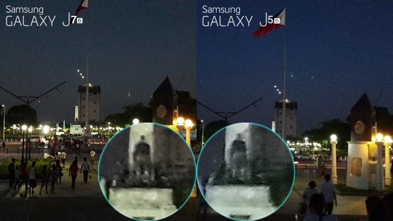 Samsung Galaxy J7 2016 vs Galaxy J5 2016 Camera Review Comparison PH 11
