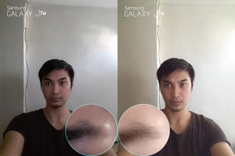 Samsung Galaxy J7 2016 vs Galaxy J5 2016 Camera Review Comparison PH 3