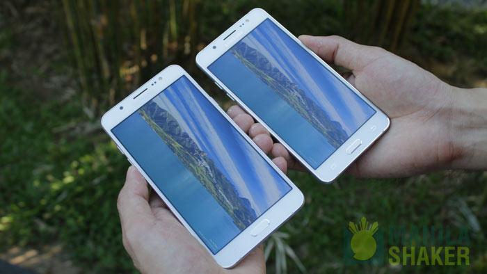 Samsung Galaxy J7 2016 vs Galaxy J5 2016 Full Review Camera Comparison PH 8