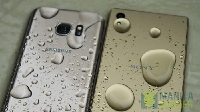 6 Best Waterproof Android Phones In 2016