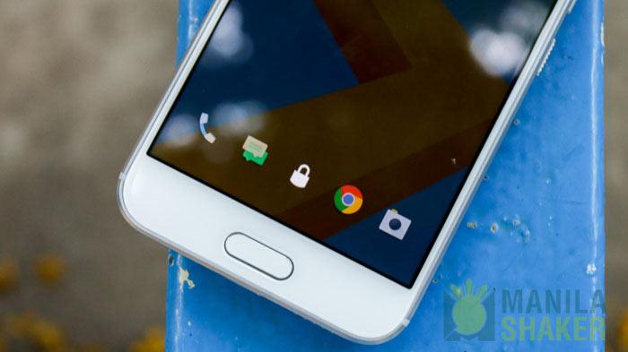 HTC 10 Full Review PH 6 fingerprint scanner