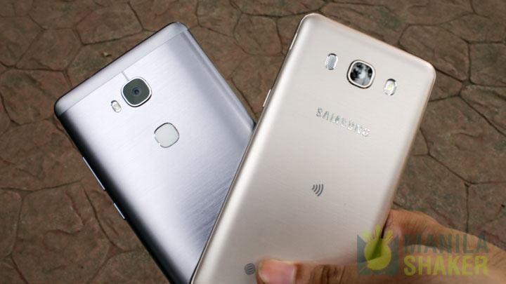 Huawei Gr5 Vs Samsung Galaxy J5 2016 Comparison Camera
