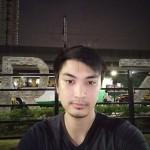 LG G5 selfie night shot with flash