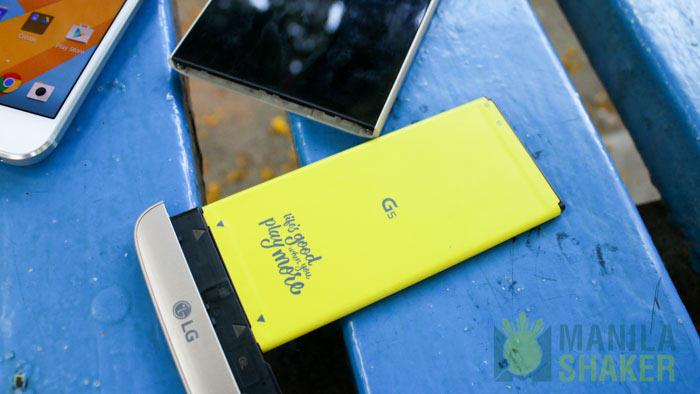 LG G5 Review Full Modular Waterproof PH 3