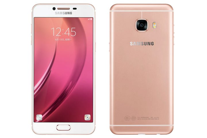 Samsung Galaxy C5 Rose Gold Pink PH