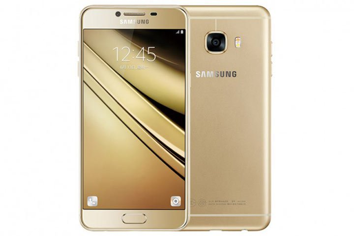 Samsung Galaxy C7 With 5 7 Inch Screen 4gb Ram P18k