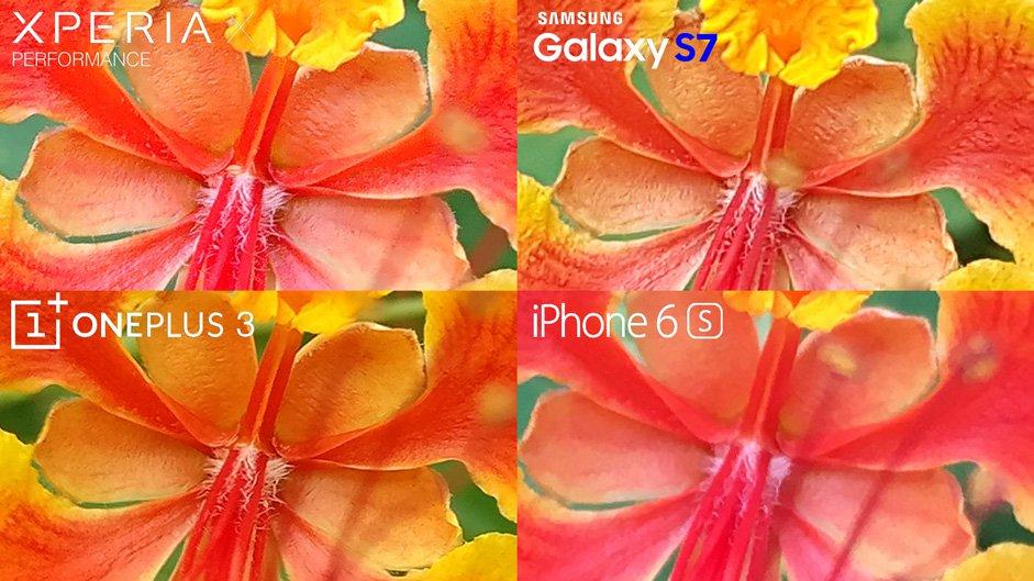 Macro Camera Review Sony X Performance Samsung S7 iPhone 6s onePlus 3 Zoom 1