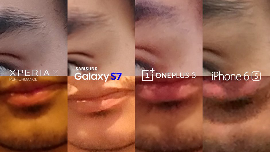 Camera Review Sony X Performance Samsung S7 iPhone 6s onePlus 3 Zoom 8