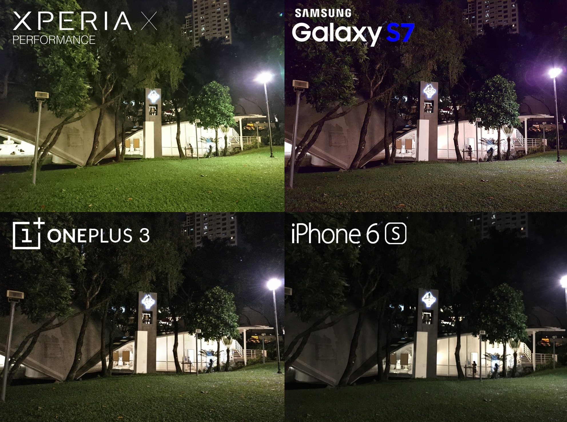 Camera Review Sony Xperia X Performance Samsung Galaxy S7 iPhone 6s 7 OnePlus 3 3