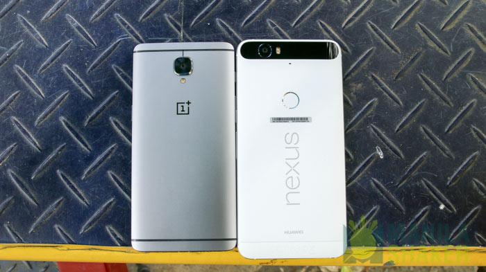 OnePlus 3 vs Huawei Nexus 6P Review Comparison Official PH 1