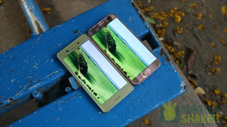 Sony Xperia X Performance Review vs Samsung Galaxy S7 Comparison 13