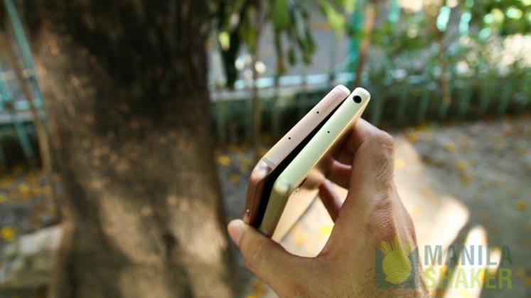 Sony Xperia X Performance Review vs Samsung Galaxy S7 Comparison 17