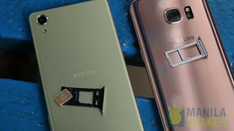 Sony Xperia X Performance Review vs Samsung Galaxy S7 Comparison 6