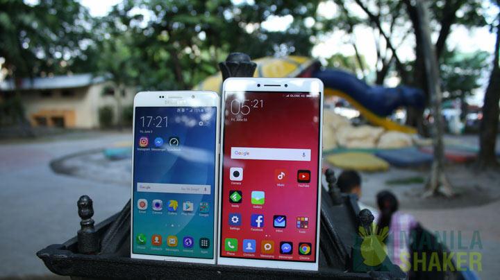 Xiaomi Mi Max vs Samsung Galaxy A9 Pro Review Comparison 10