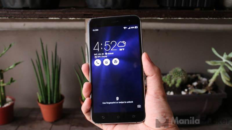 Asus Zenfone 3 Full Review ZE552KL Official PH 19
