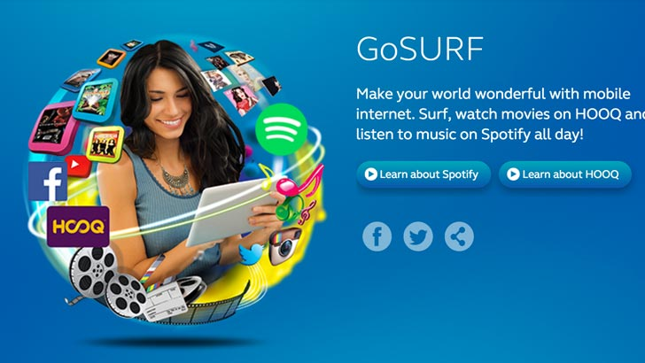 Best Globe GoSurf GoSakto Prepaid Mobile Internet Promo Philippines