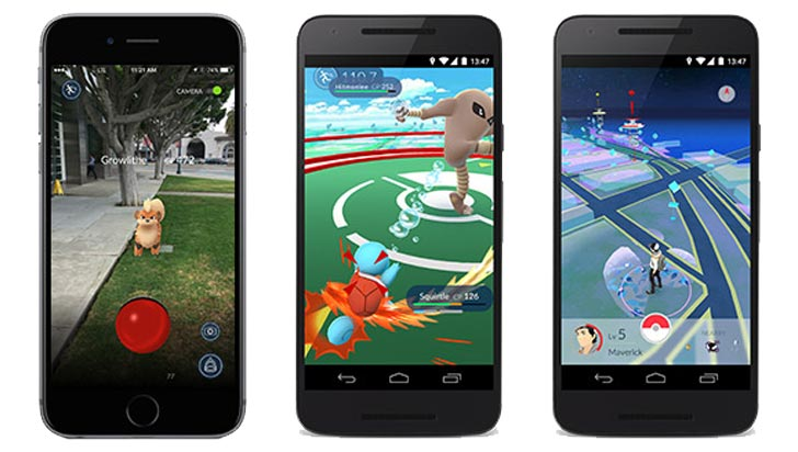 Pokemon Go Update Chanelog version 33 Android iOS 130 Philippines-Server